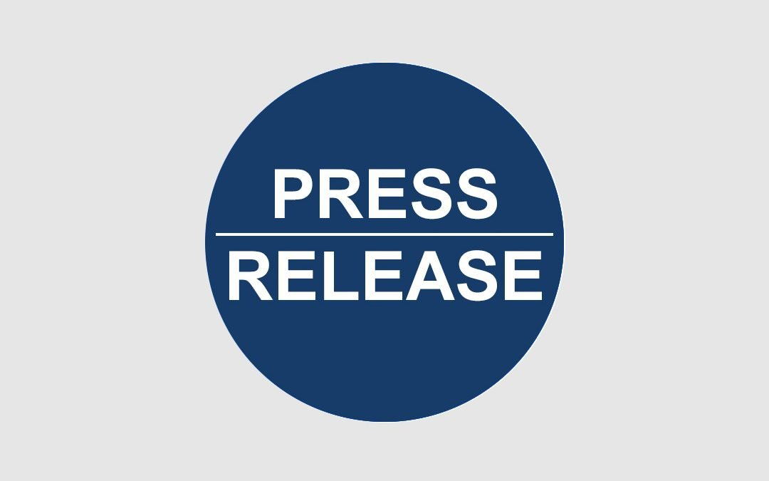 PRESS RELEASE – March 2nd, 2020